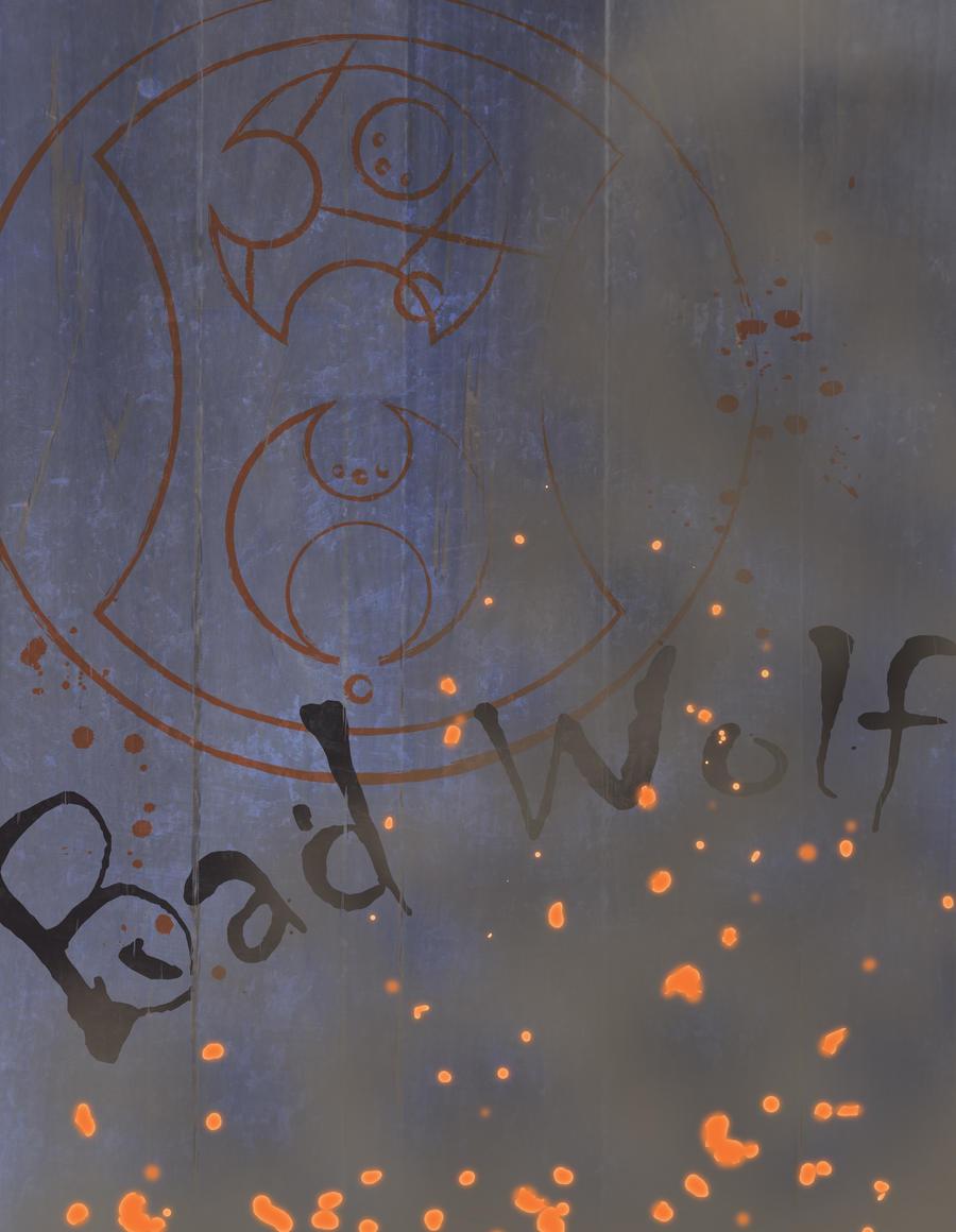 BadWolf by PleasantDoom
