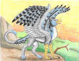 Chako-bird by AedenSolus