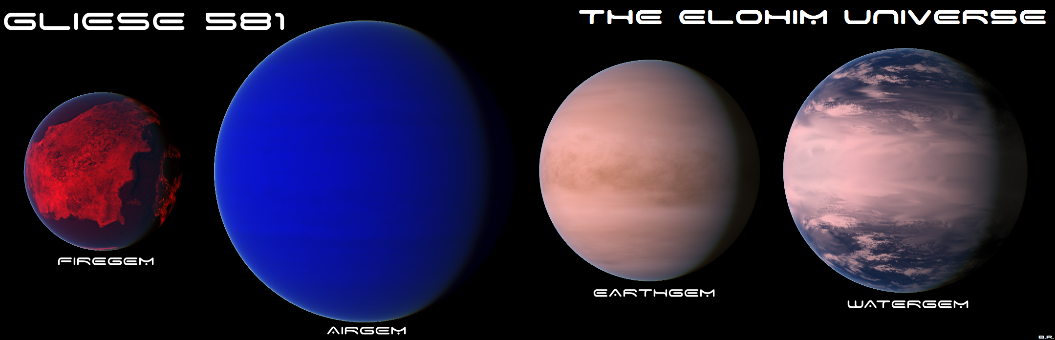 gliese 876 system - photo #40