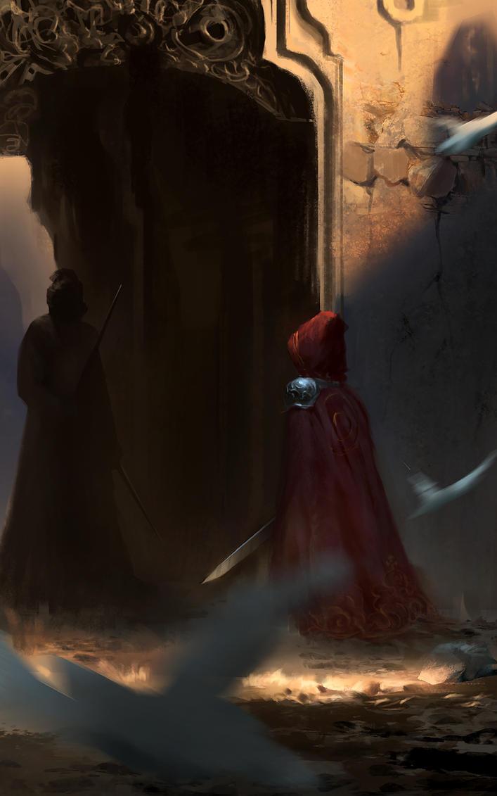 Dead End by hugo-richard