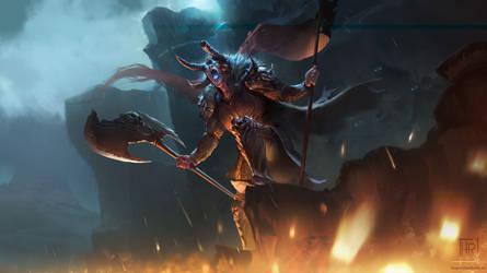 Armies of Myth by hugo-richard