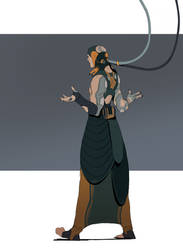 character design#2 by hugo-richard