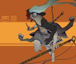 Freelance Killer - Akuma