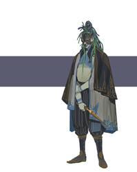character sketch! by hugo-richard