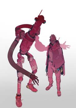 robot 71