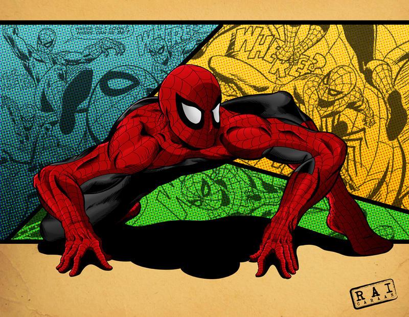 Spider Jam by castortroy3497