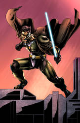 Jedi Warrior Colored