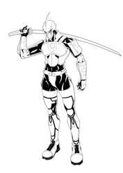 Sky Assassin Inks by castortroy3497