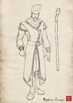 Magister Sketch