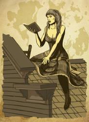 Investigator Raw Card Illustrator by castortroy3497