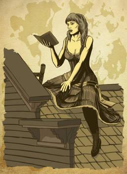 Investigator Raw Card Illustrator