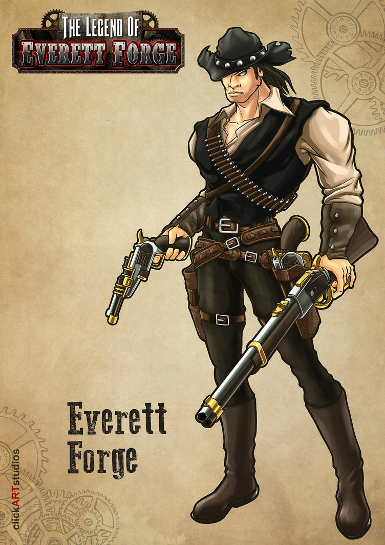 Everett Forge by castortroy3497