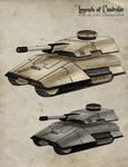 Candralar Tank Designs
