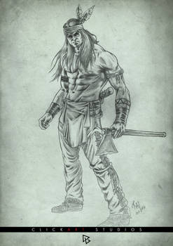 The Indian Warrior