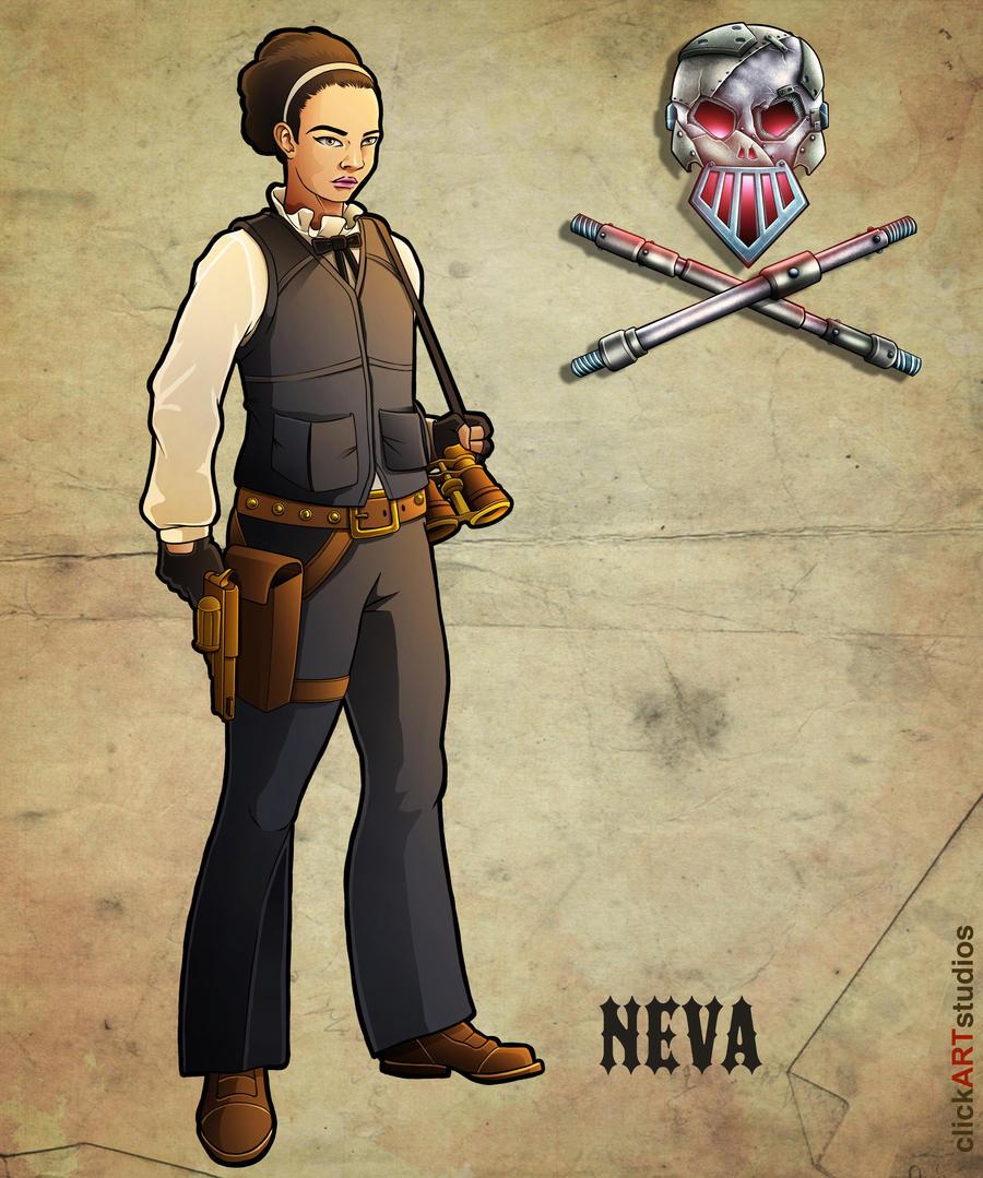 Neva by castortroy3497