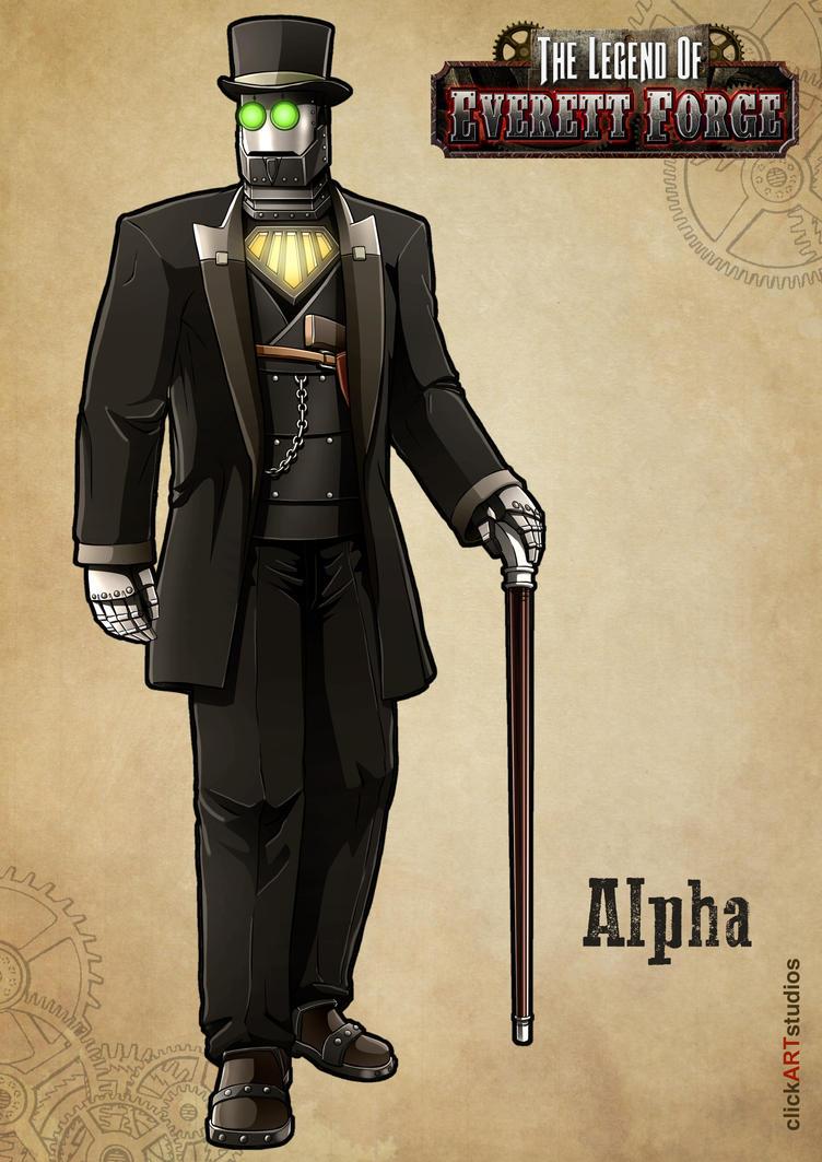 Alpha by castortroy3497