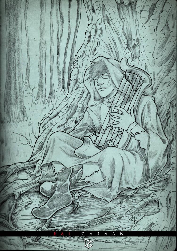 Kurian Sketch by castortroy3497