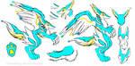 Esc - Cyrize Species- My FURSONA by Eternalskyy