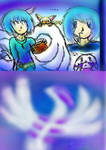 Lugia's hunger of wheat thins