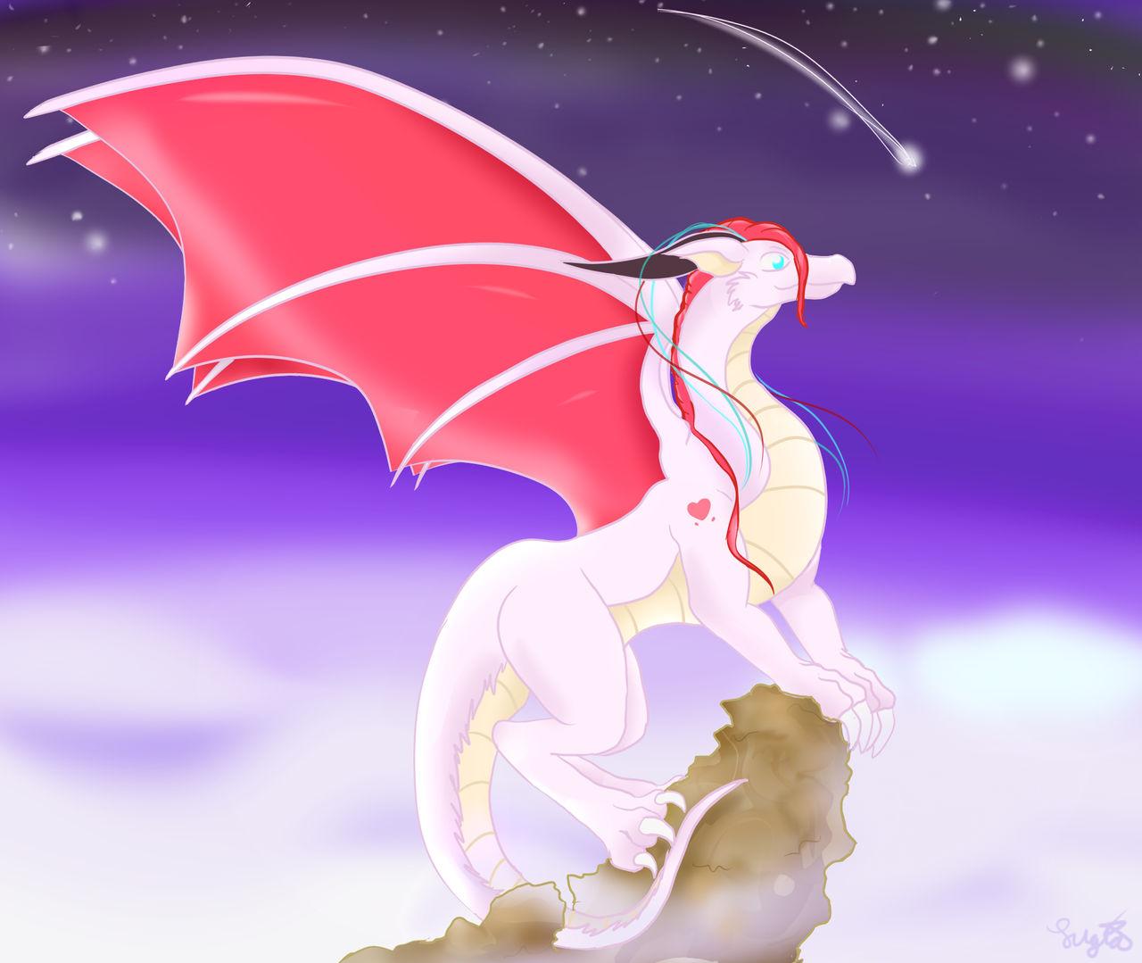 Lioren Dragon Form: Heaven's Sky