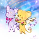 Diana and Kerochan