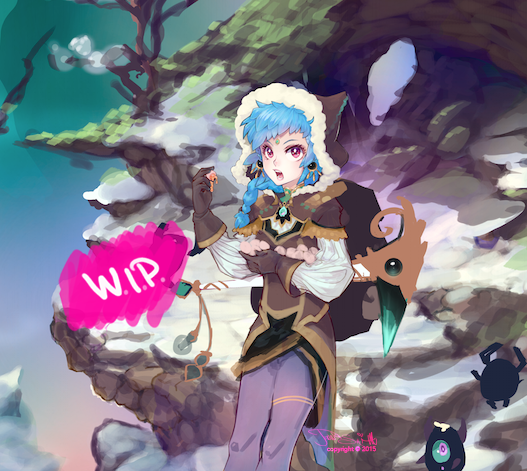 WIP G_ARD by Channel-Square