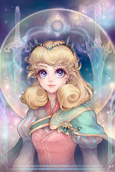 Magical Knight Prim by Channel-Square