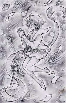 Nagato Yuki Sketch Commission