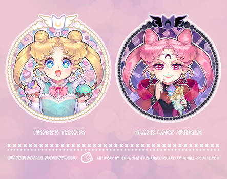 Sailor Moon Sweeties