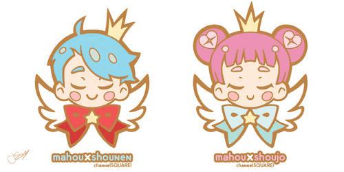 Mahou Mascots