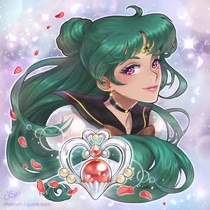 Eternal Sailor Pluto