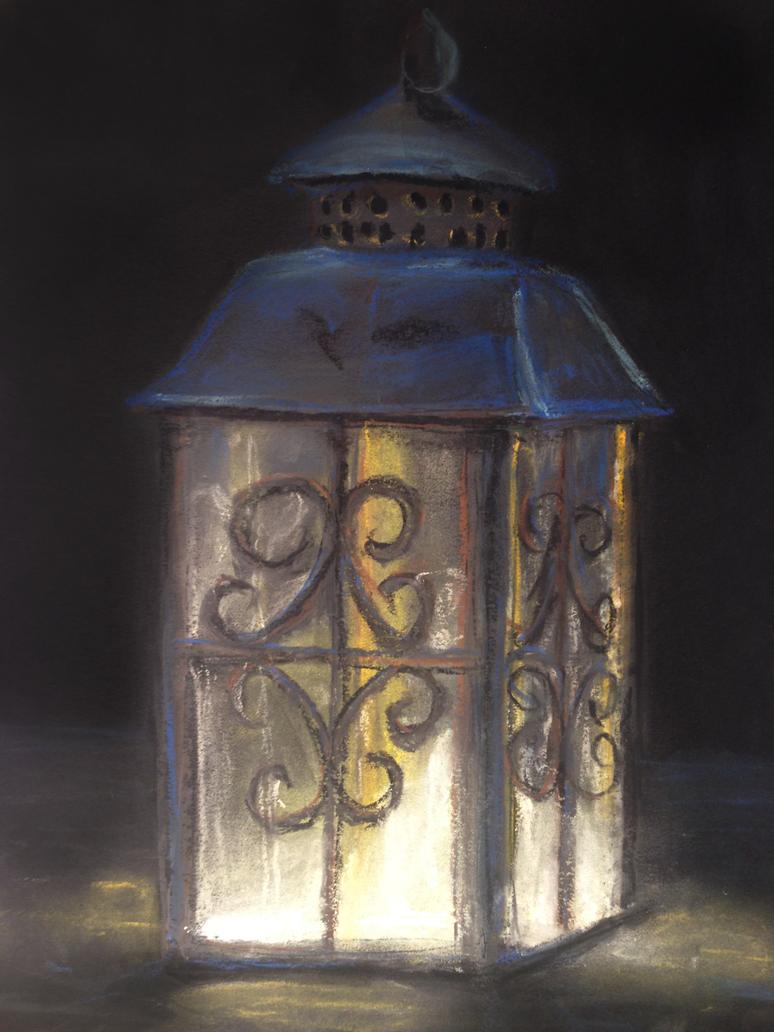 Lantern by Evergreena