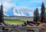 654 Bogur Mountain Lake