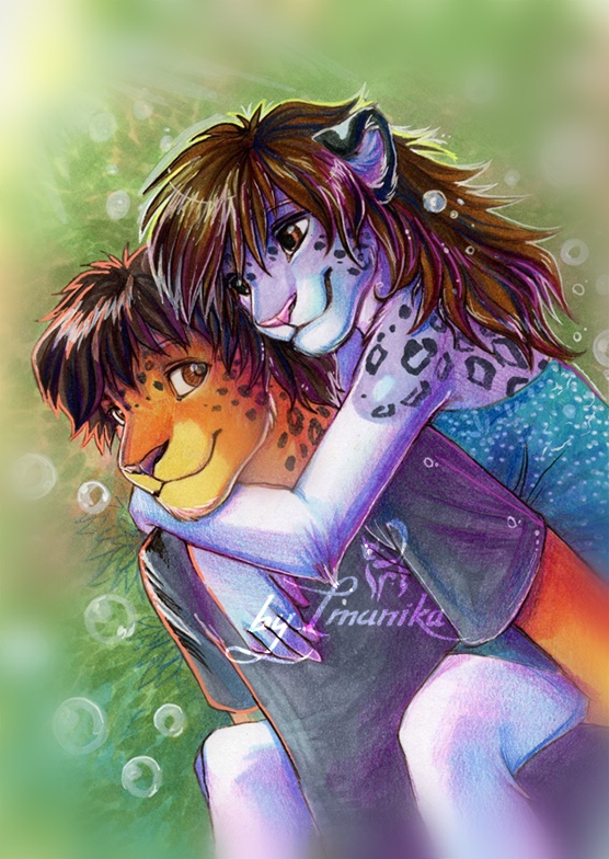 KettyLeo again by Imanika