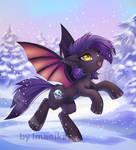 Snow Pony YCH