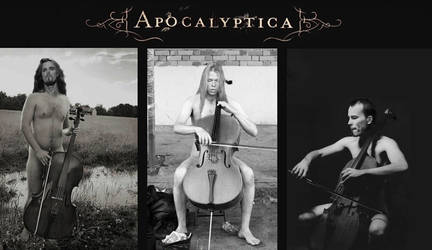 Naked Apocalyptica by 1lta