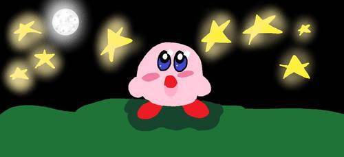 Kirby by AnimeKatieKitty