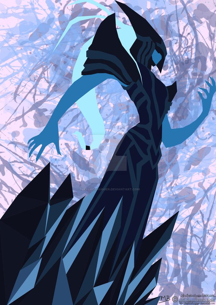 Lissandra Ice Queen by TheFloorHugger