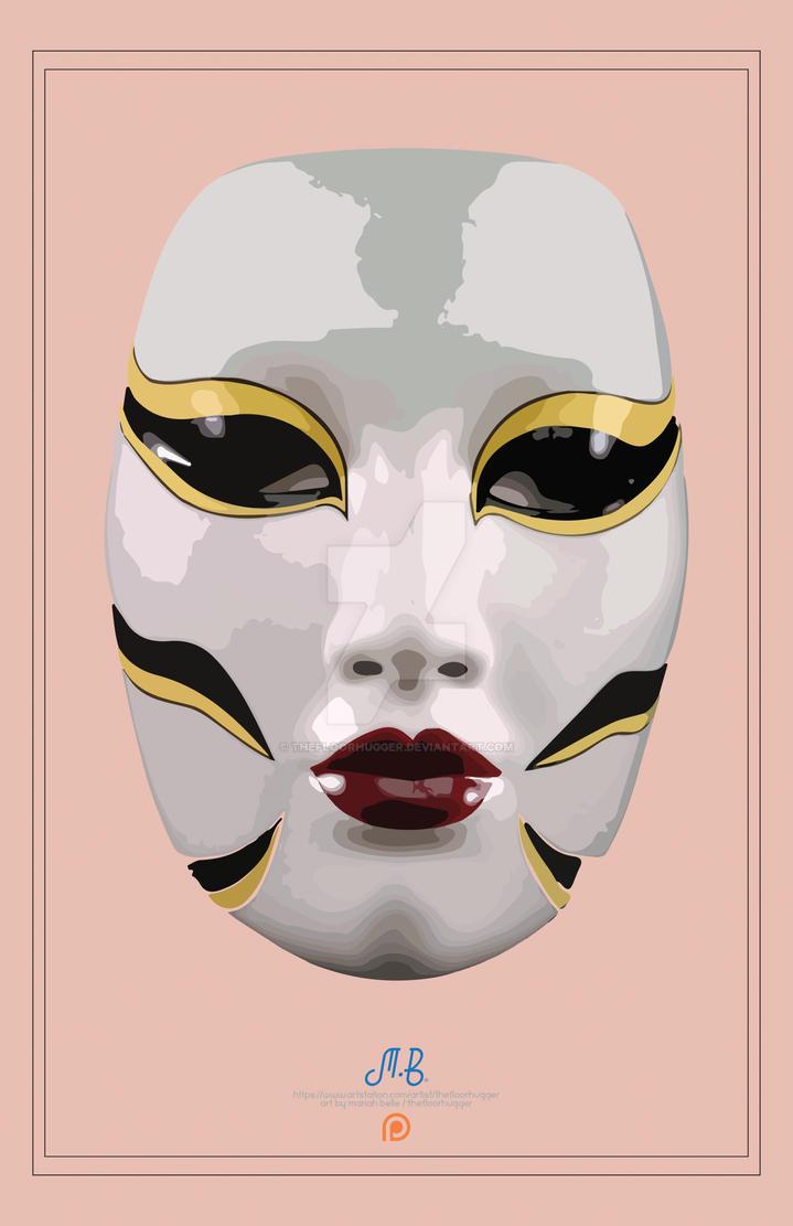 Vector Mask by TheFloorHugger