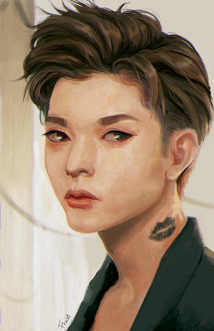 Ren by Fhalei
