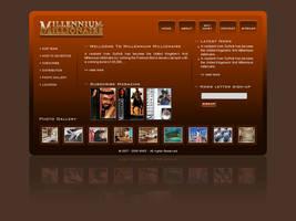 MMG Web Layout by bluemp