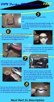 DIY BJD Dorky glasses Tutorial pt 2