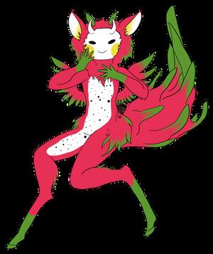 Pupuko MYO Contest [Dragon] by LostTideLover