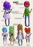 Vaii With Examples by LostTideLover