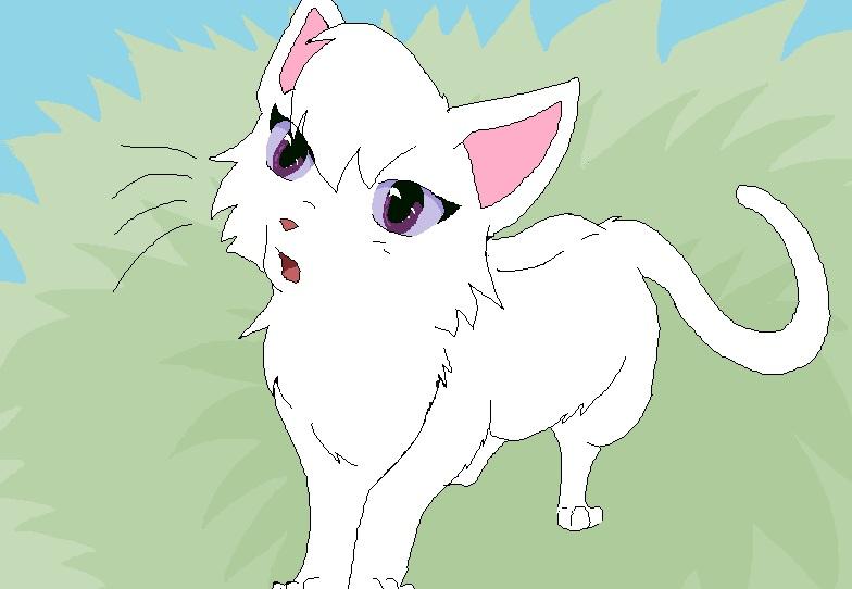 Himari Noihara Cat Form by BubblezHikari - 68.3KB