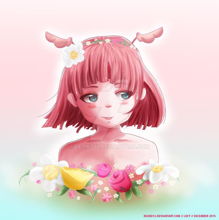 Lucy by Dejiko12