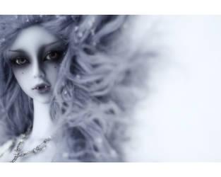 Kiss of Winter by Purplejackdaw