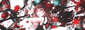 Red Riding Hood Sig by GFXRose