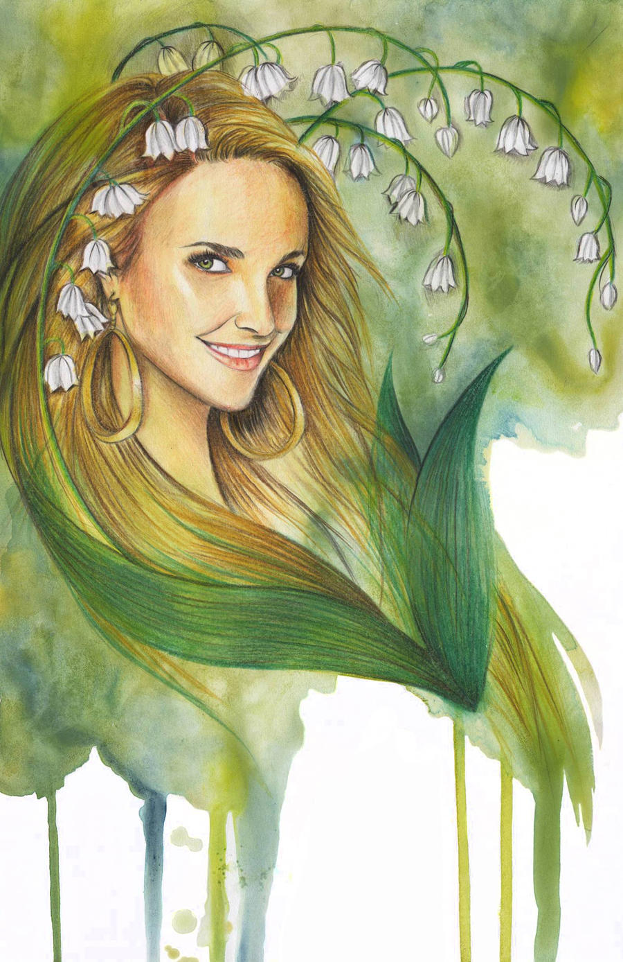 Faber Castell Calendar Art Competition : May by lousasa on deviantart