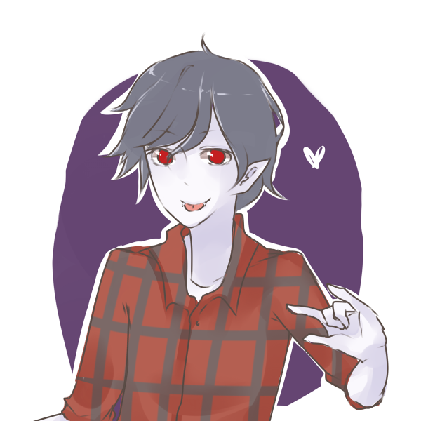 Marshall Lee by arrenia